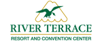 River Terrace Resort & Convention Center Logo