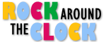 Rock Around The Clock Logo