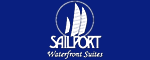 Sailport Waterfront Suites Logo