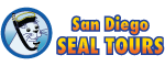 San Diego SEAL Tour at Embarcadero Logo