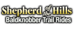Shepherd of the Hills Baldknobber Trail Rides Logo