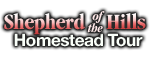 Shepherd of the Hills Historic Homestead Tour Logo