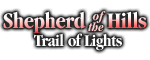 Shepherd of the Hills Trail of Lights Logo
