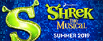 SHREK The Musical - Branson, MO Logo