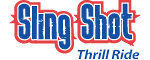 Sling Shot Thrill Ride Logo