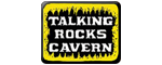 Talking Rocks Cavern Logo