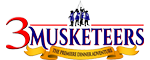 The 3 Musketeers Logo