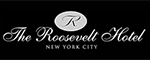 The Roosevelt Hotel, New York City - New York, NY Logo