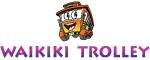 Waikiki Trolley - Honolulu, HI Logo