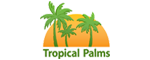 Tropical Palms Resort Logo