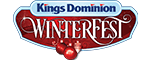 Winterfest at Kings Dominion - Doswell, VA Logo