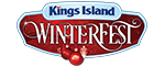 WinterFest at Kings Island - Kings Island, OH Logo