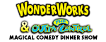 WonderWorks & The Outta Control Magic Comedy Dinner Show Logo