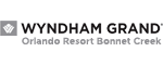 Wyndham Grand Orlando Resort Bonnet Creek Logo
