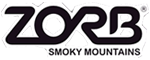 ZORB Smoky Mountains Logo
