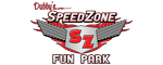 Speed Zone Go-Kart Track Logo