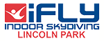 iFly Lincoln Park  Logo