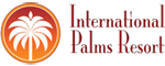 International Palms Oceanfront Resort Cocoa Beach Logo