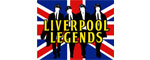 "Liverpool Legends, ""The Complete Beatles Experience!"" Logo"