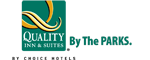 Quality Inn & Suites By The Parks Logo