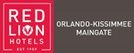 Red Lion Hotel Orlando Kissimmee Maingate Logo