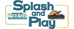 Silver Dollar City and White Water - Splash & Play   Logo