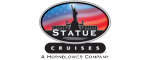 Statue of Liberty and Ellis Island - New York, NY Logo