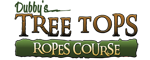 Tree Tops Ropes Course Logo