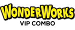 Wonders of Magic and WonderWorks VIP Combo Logo