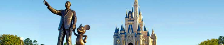 Disney Tickets Vacation Package from Royal Plaza Hotel