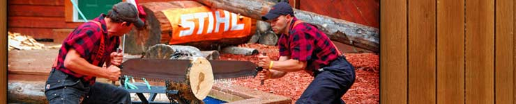 Lumberjack Feud Vacation Package from Shular Inn
