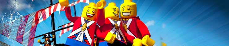 LEGOLAND Florida Vacation Package from Melia Orlando Hotel