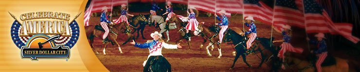 Silver Dollar City & Dixie Stampede Dinner Show Vacation Package
