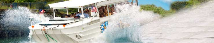 Ride the Ducks Vacation Package from Castle Rock Resort