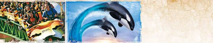 SeaWorld & Busch Gardens Package