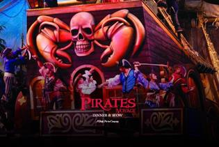 Pirates Voyage Dinner & Show in Pigeon Forge, Tennessee