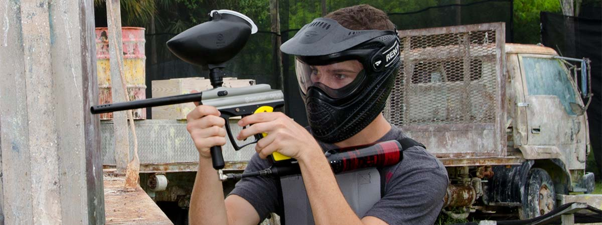 Action Paintball and Laser Tag in Winter Haven, Florida