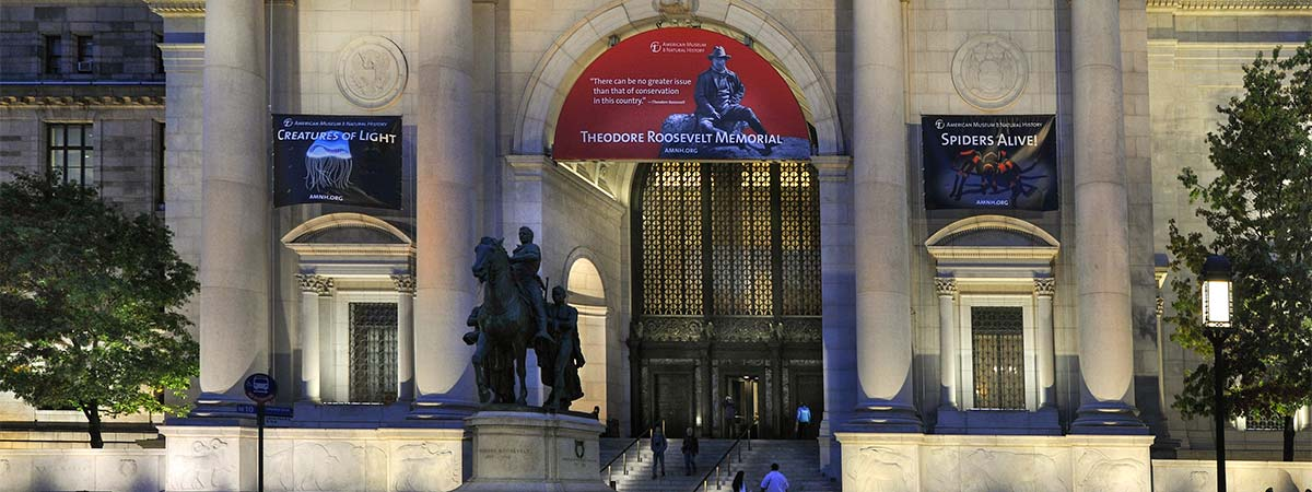 American Museum of Natural History in New York, New York