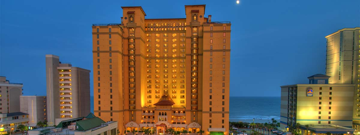 Anderson Ocean Club and Spa in Myrtle Beach, South Carolina