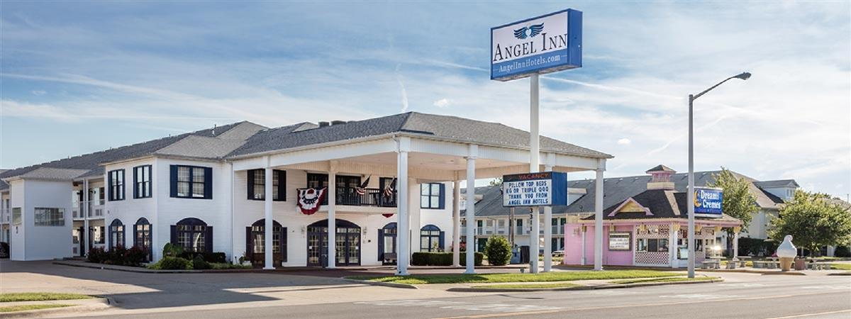 Angel Inn near IMAX in Branson, Missouri