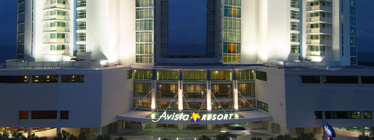 Avista Resort in North Myrtle Beach, South Carolina