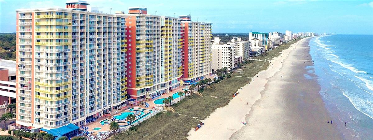 Bay Watch Resort and Conference Center in North Myrtle Beach, South Carolina