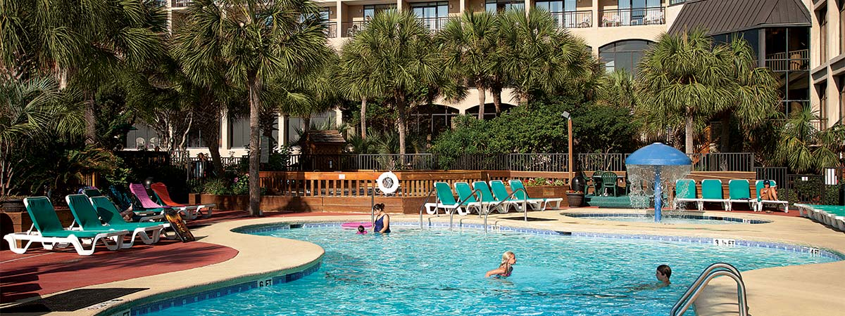 Beach Cove Resort in North Myrtle Beach, South Carolina