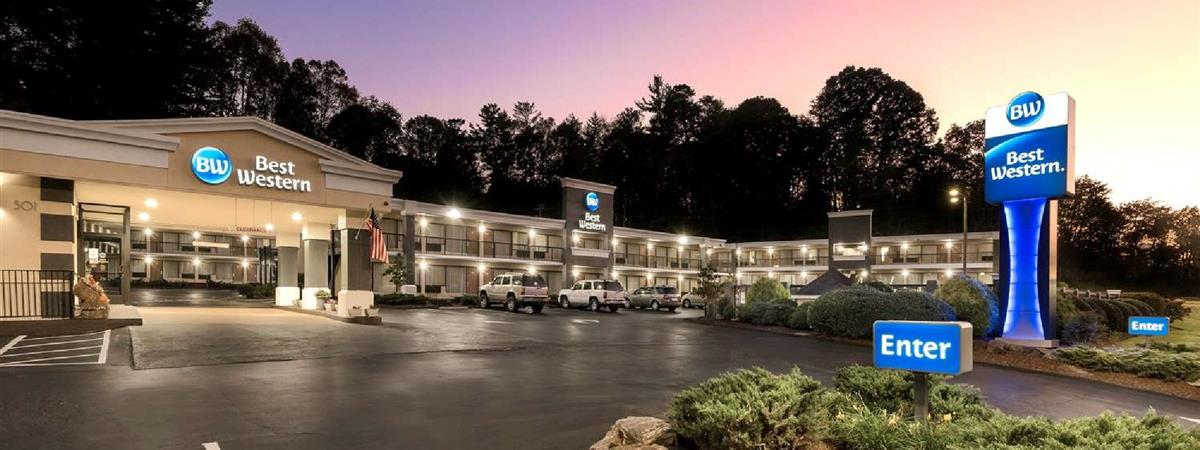 Best Western Asheville Tunnel Road in Asheville, North Carolina