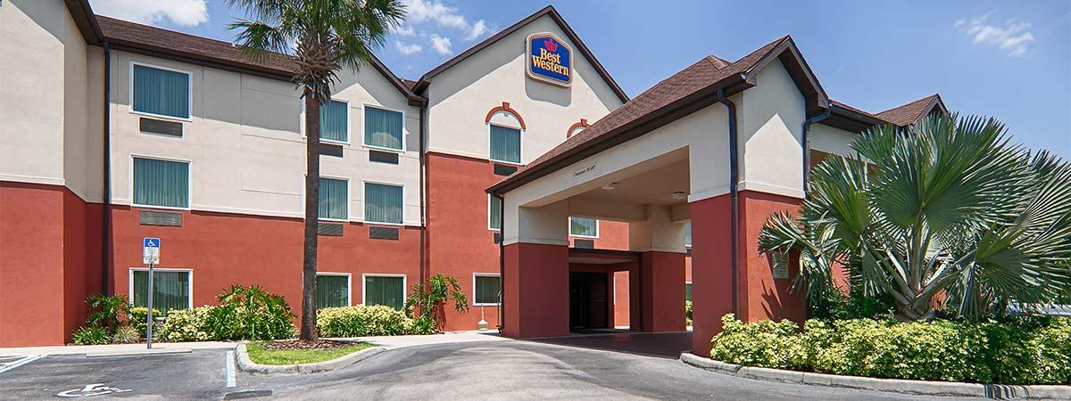 Best Western Auburndale Inn Suites