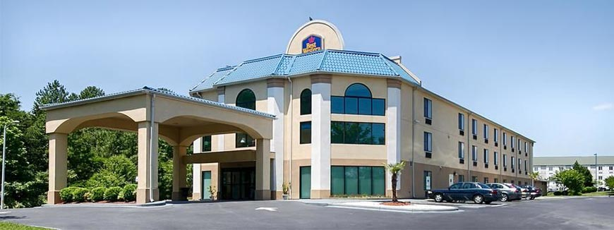 Best Western Carowinds