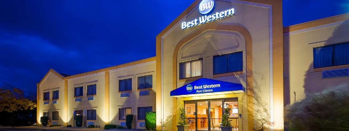 Best Western Port Clinton in Port Clinton, Ohio