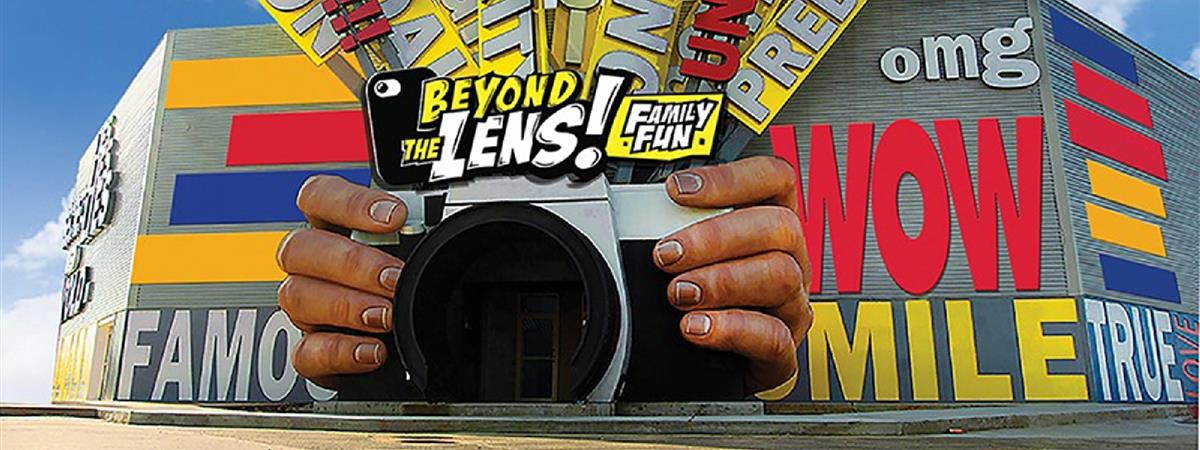 Beyond The Lens Family Fun in Branson, Missouri