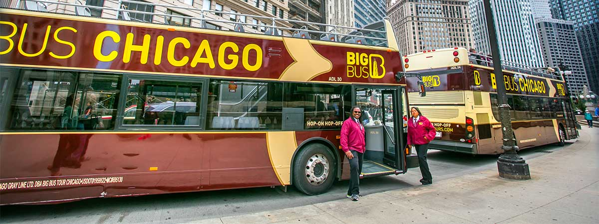 Big Bus Chicago Sightseeing Tours