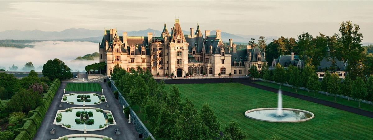 There's always more to explore around Courtyard Asheville Airport. After a night at our modern hotel, spend your day visiting the historic Biltmore Estate, touring the Sierra Nevada Brewery and attending events at the Western North Carolina Agricultural Center.